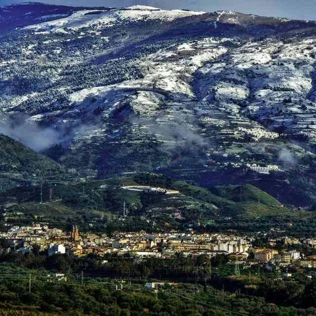 Pueblo de Órgiva - Hotel Puerta Nazarí en Órgiva, Alpujarra Granada