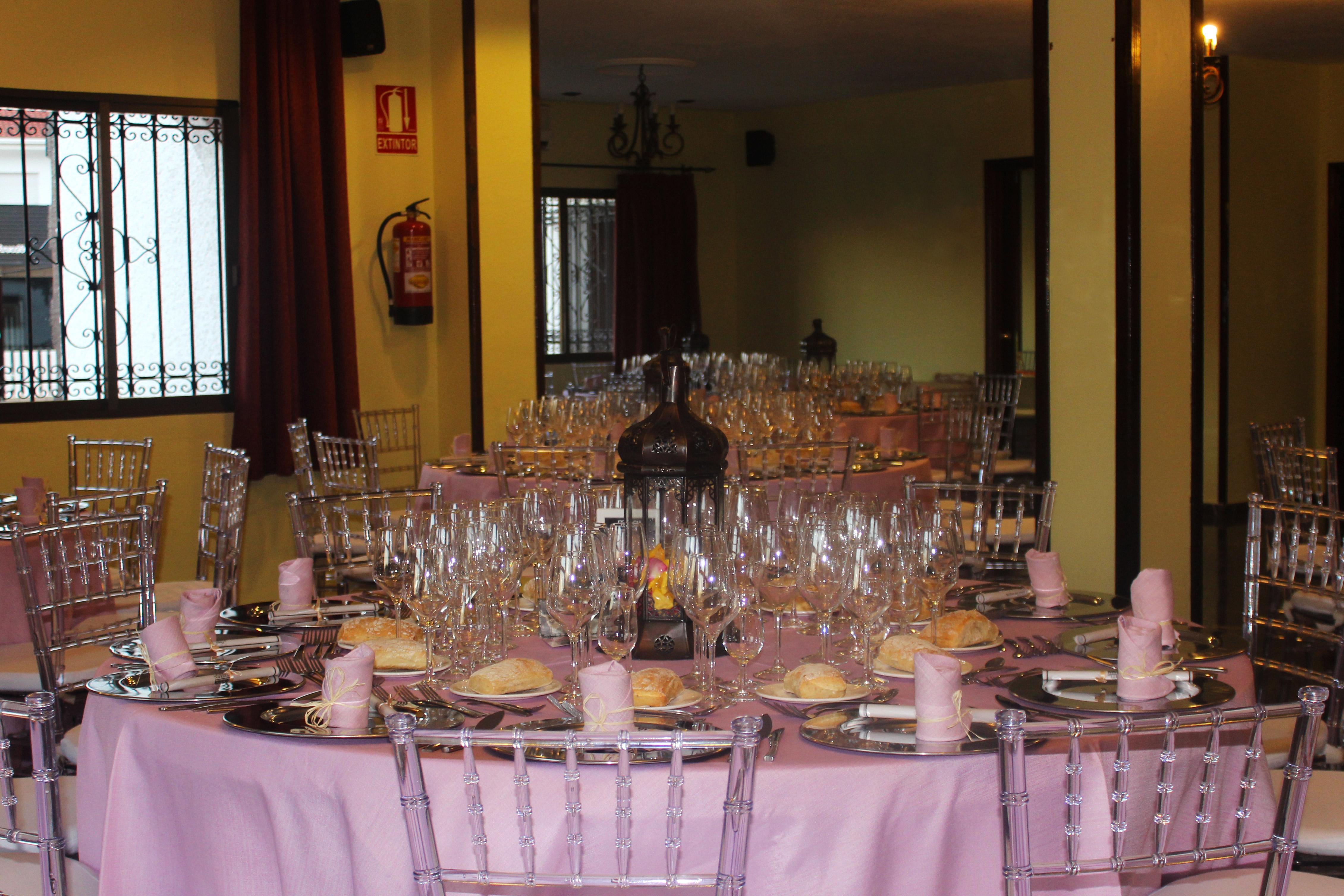 Celebraciones en Hotel Puerta Nazarí en Órgiva, Alpujarra Granada