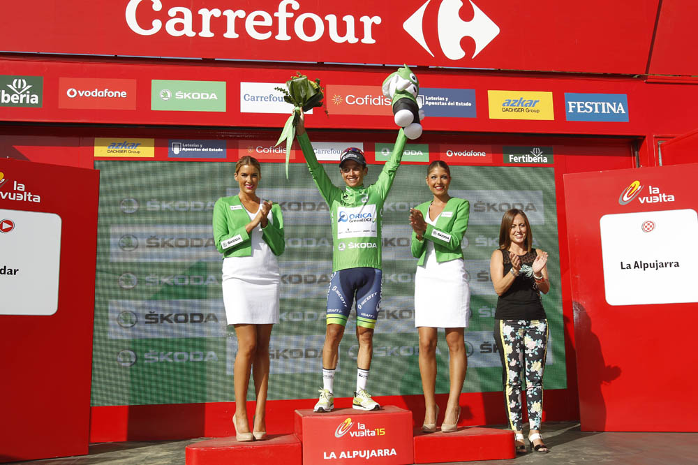 Las Alpujarras, protagonistas de la 7ª etapa de La Vuelta 2015