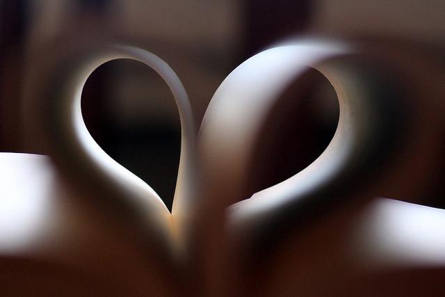 San Valentín en la puerta de Las Alpujarras