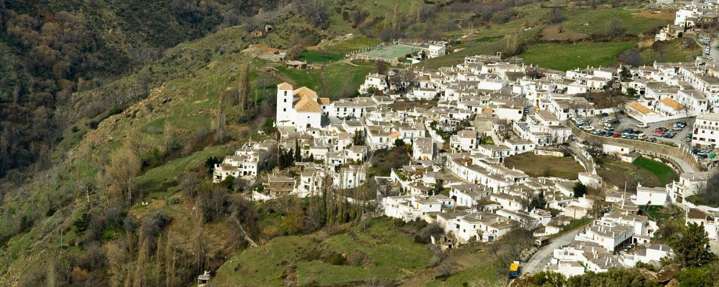 Bubión se une a la red de los 'Pueblos más Bonitos de España'